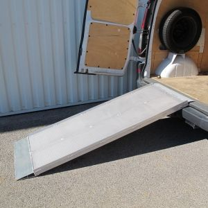 Rampe alu - 750 kg