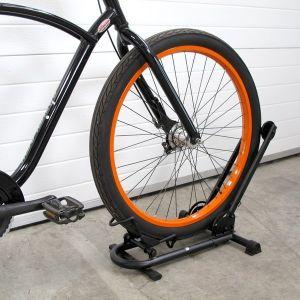 Bloque roue de vélo