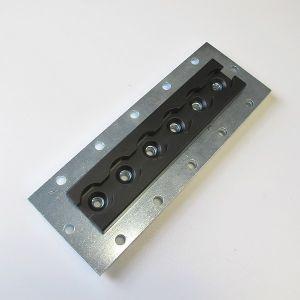 Kit réglette 15 cm aero + contre plaque
