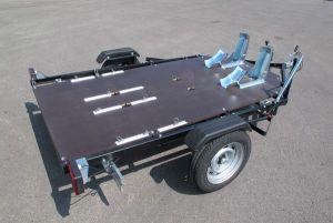 Rail Aero demi-rond - 1 m