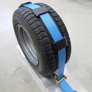 Sangle Auto pour roue - 3 pts