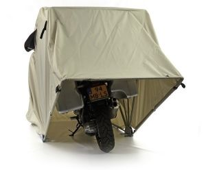 Abri Motor Shelter