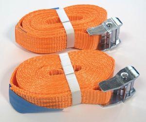 Duo Sangles en ceinture 35mm - 4 m
