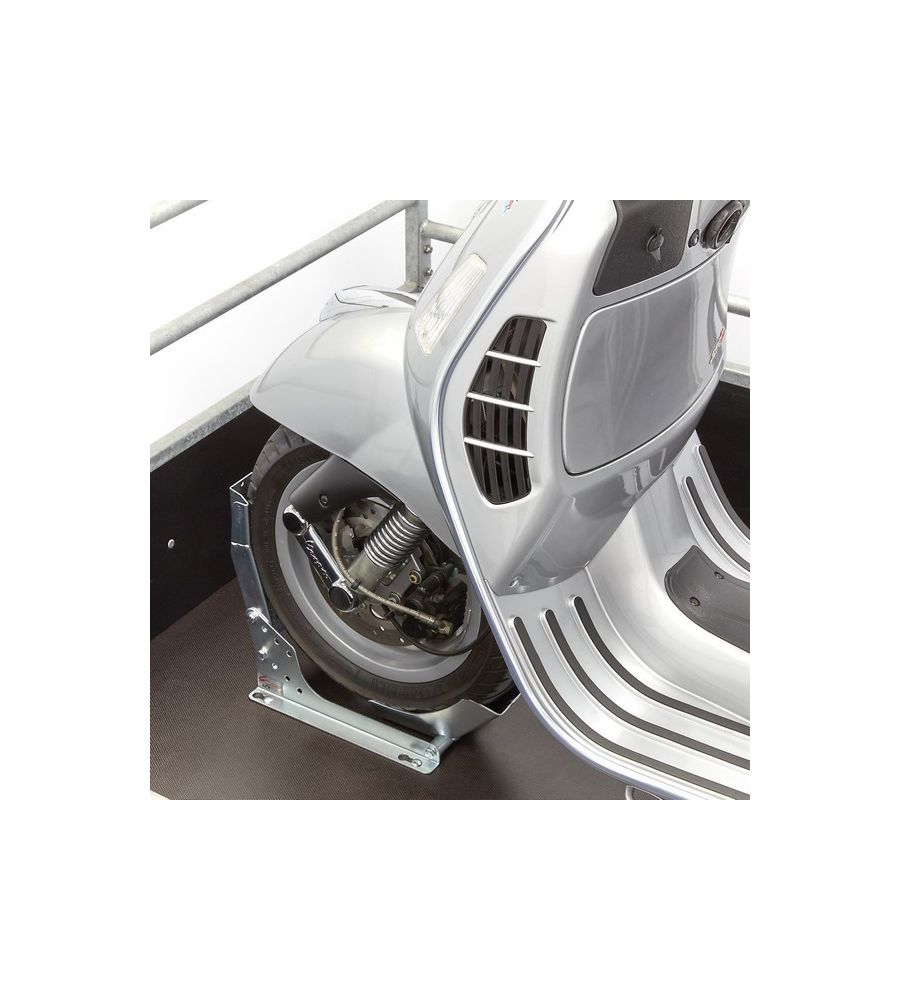 Bloque roue moto FIX Basic. Wheel stand motorbike. Marque ACEBIKES
