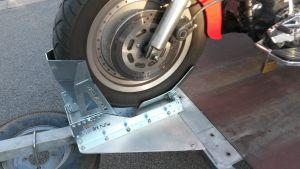 Bloque roue Moto MULTIFIX