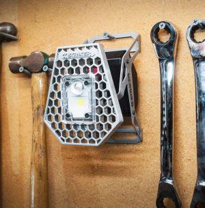 rover lampe atelier garage