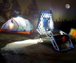 rover lampe de camping