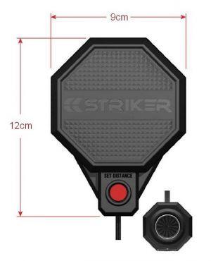 Parking sensor boitier