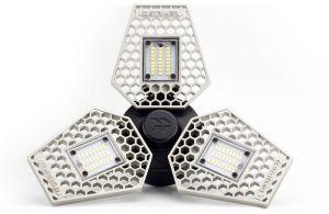 Lampe trilight LED à trois panneaux