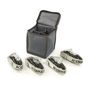 pack 4 sangles avec sacoche