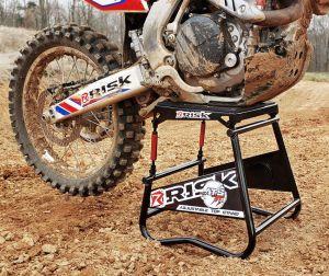 motocross risk racing