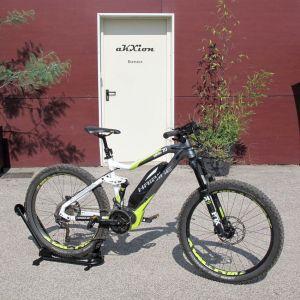 support vélo roue arrière