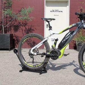 bloque roue pour vélo VTT