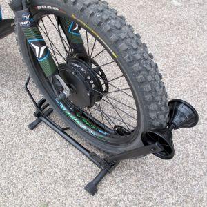 bloque roue trottinette électrique
