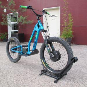 Support trottinette roue avant