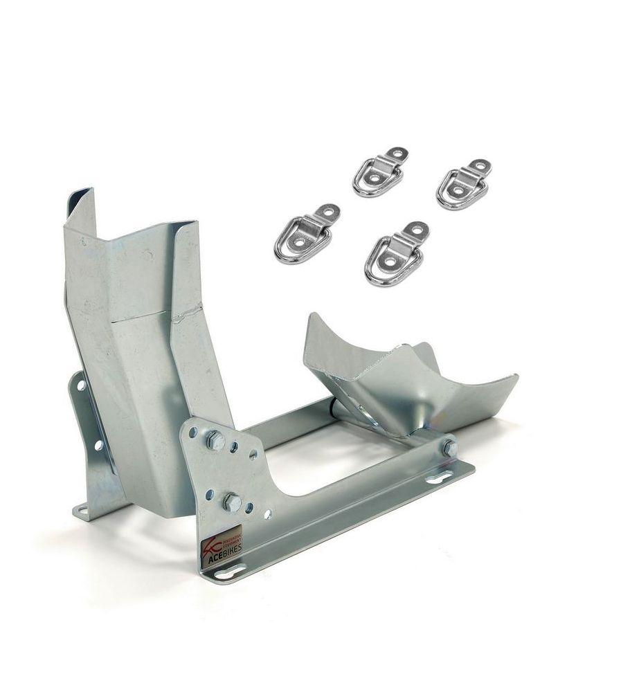 Bloque roue scooter + 4 anneaux cavalier Acebikes