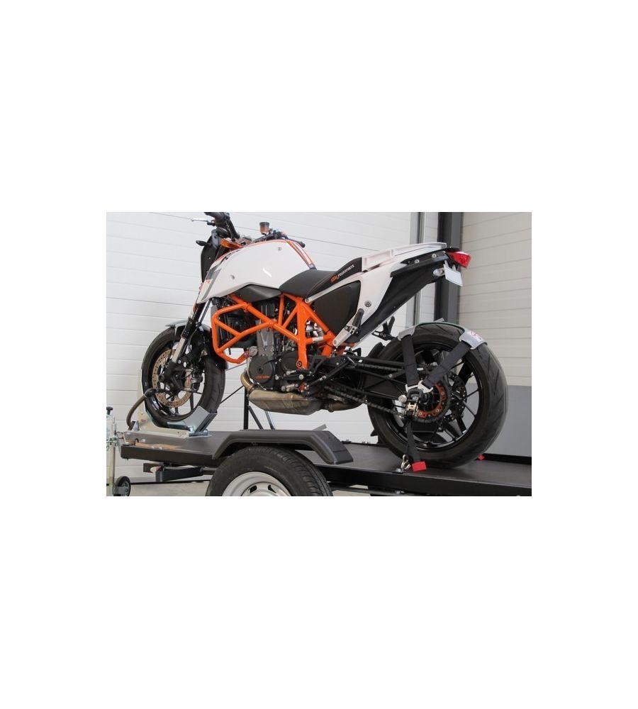 support moto attache sp ciale moto pour la roue arri re akxion shop. Black Bedroom Furniture Sets. Home Design Ideas