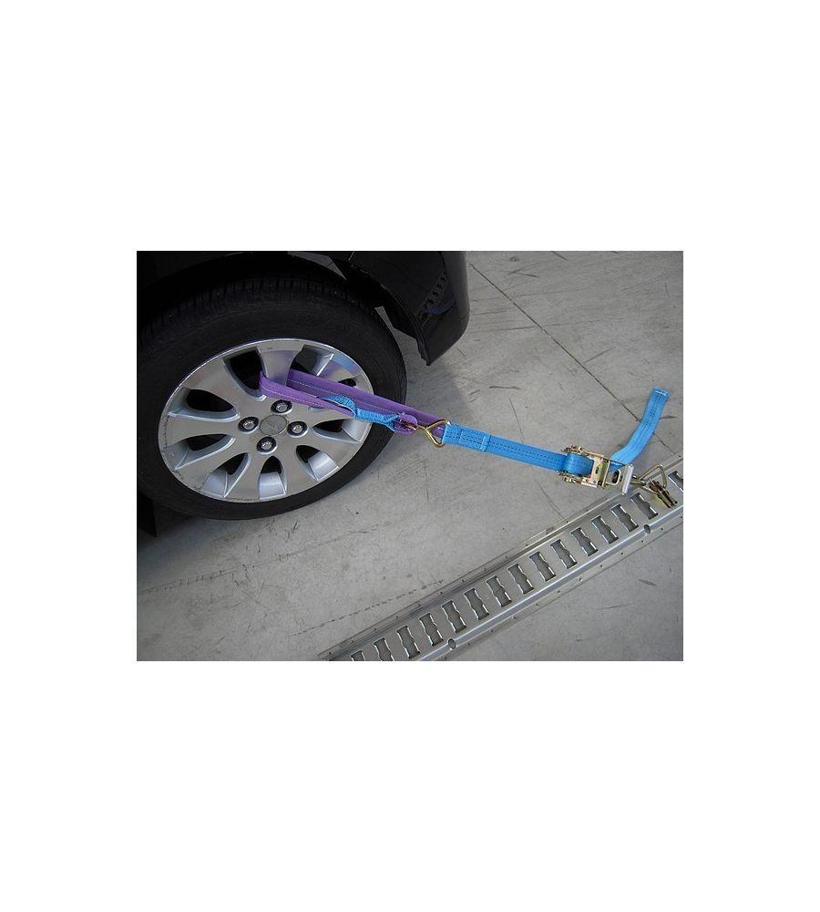 Sangle de roue à boucle