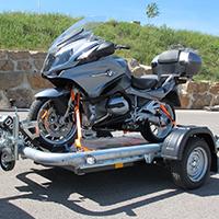 Transport de deux roues